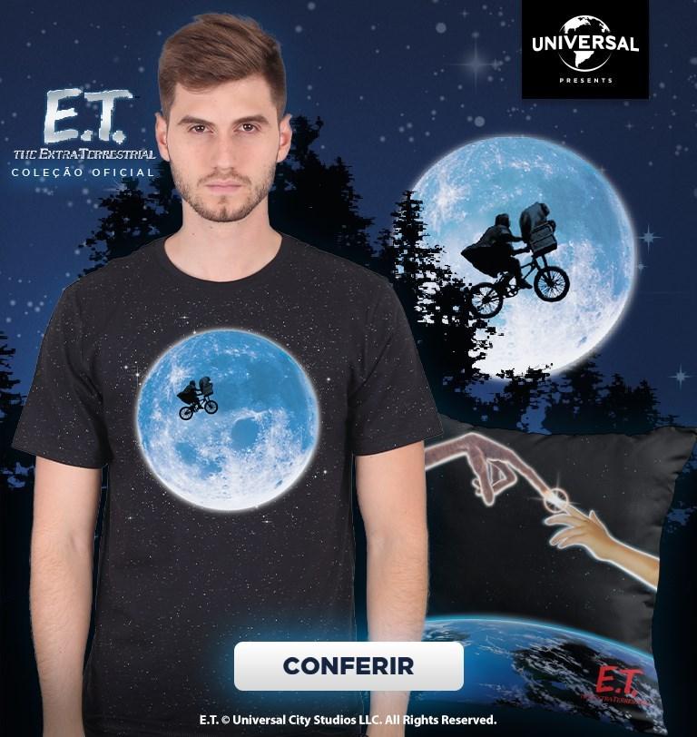 Coleção E.T Oficial