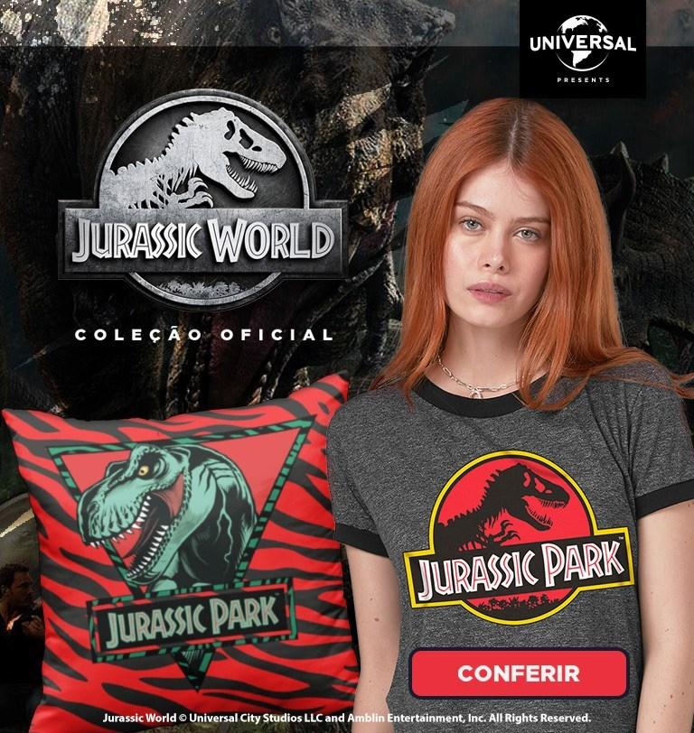 Coleção Jurassic World Oficial