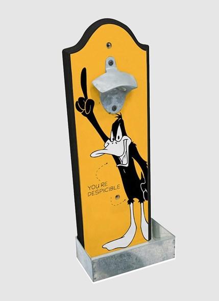Abridor de Garrafas de Parede Looney Tunes Patolino Você é Desprezível