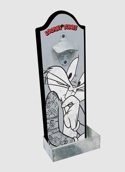 Abridor de Garrafas de Parede Looney Tunes Pernalonga Tattooed