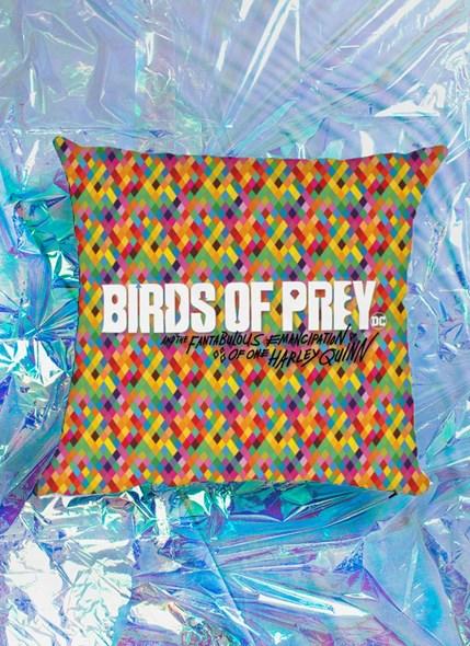 Almofada Birds of Prey Colors - Aves de Rapina