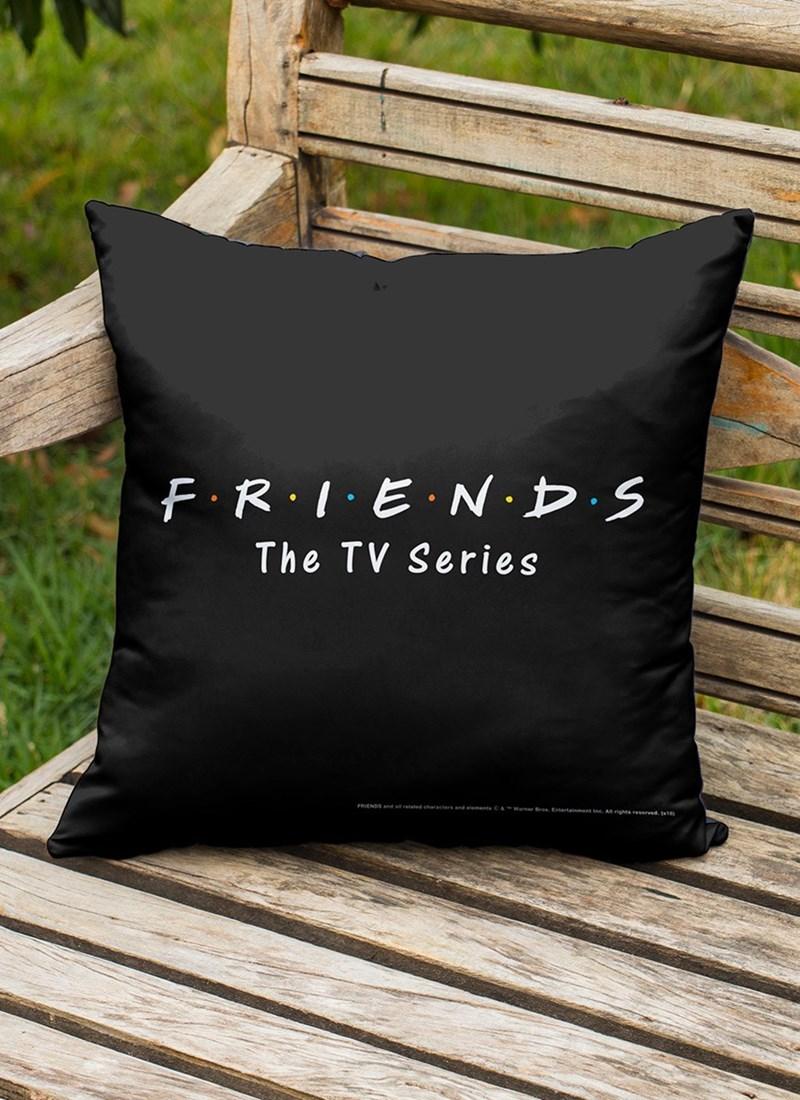 Almofada Friends Logo