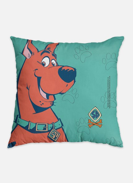 Almofada Scooby! Rosto