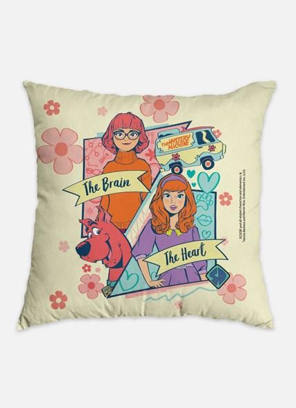 Almofada Scooby! Velma e Daphne Girls