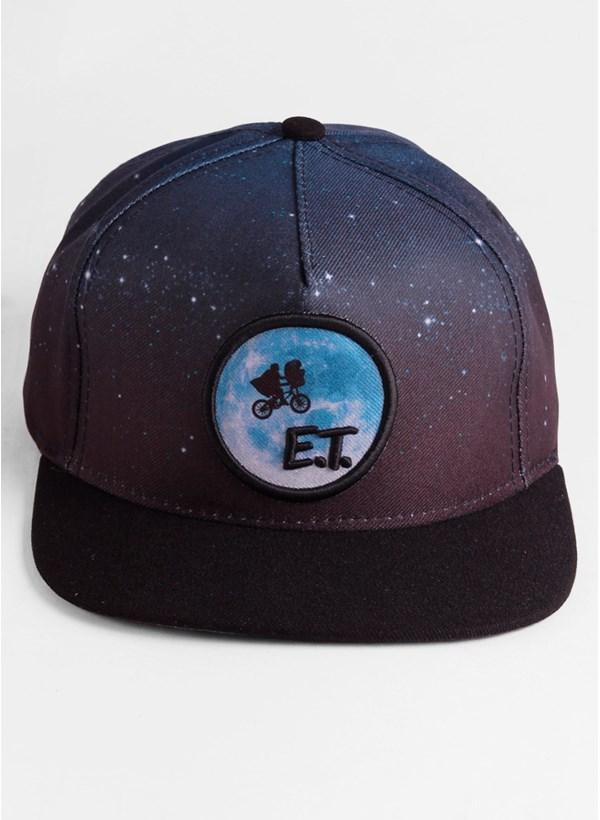 Boné E.T. and the Moon