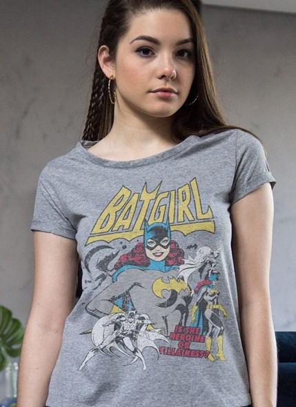 Camiseta Batgirl