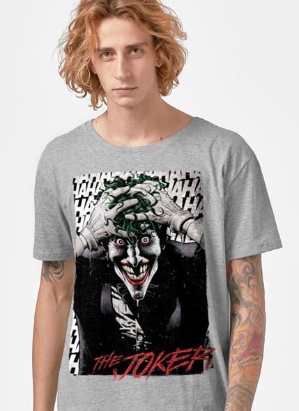 Camiseta Coringa A Piada Mortal