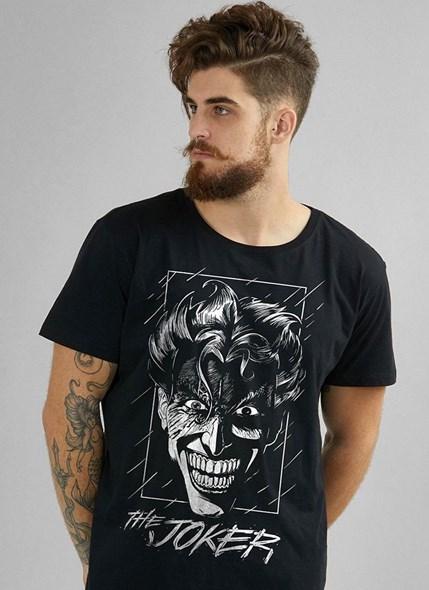 Camiseta Coringa Face