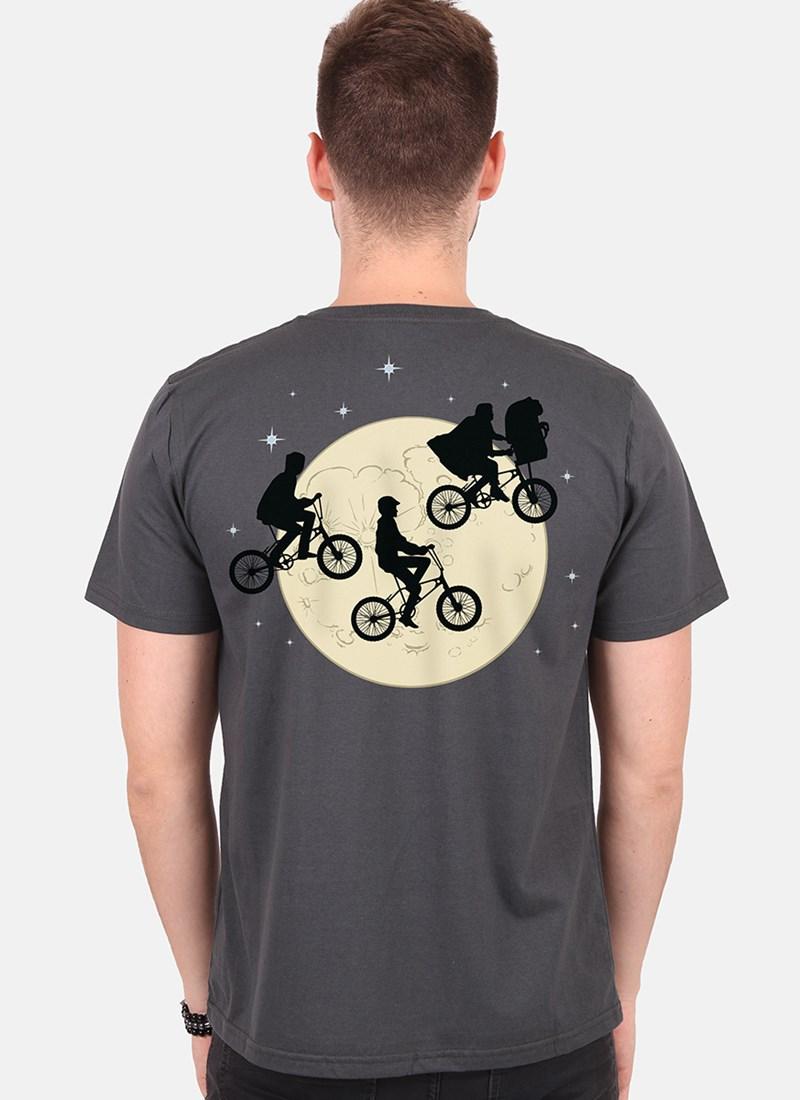 Camiseta E.T. Moon