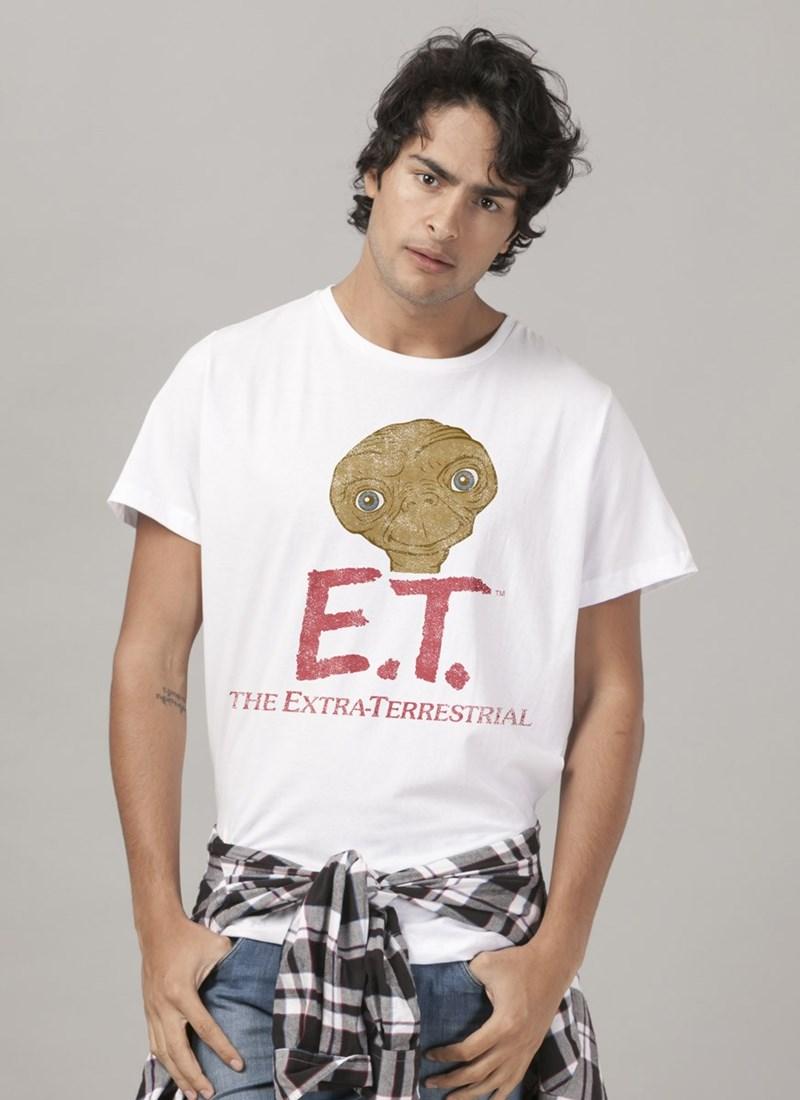 Camiseta E.T. The Extra-Terrestrial
