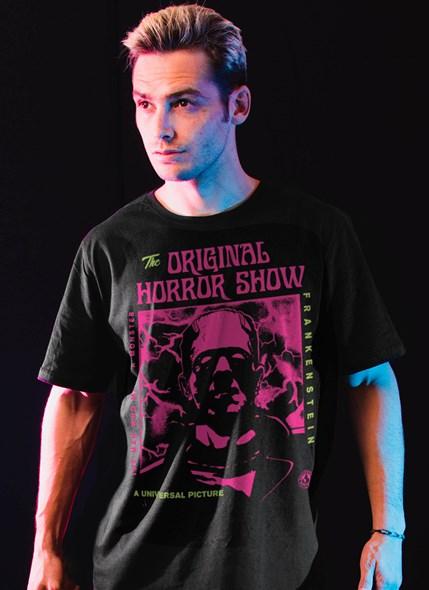 Camiseta Frankenstein The Original Horror Show