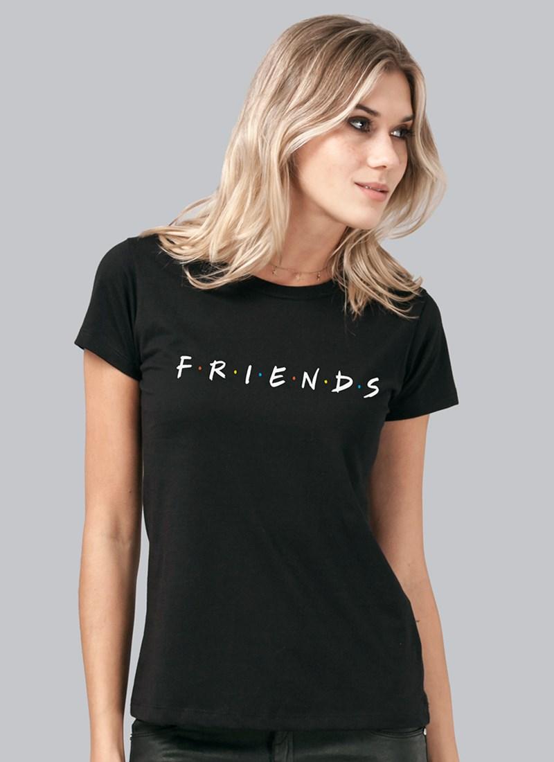 Camiseta Friends Logo
