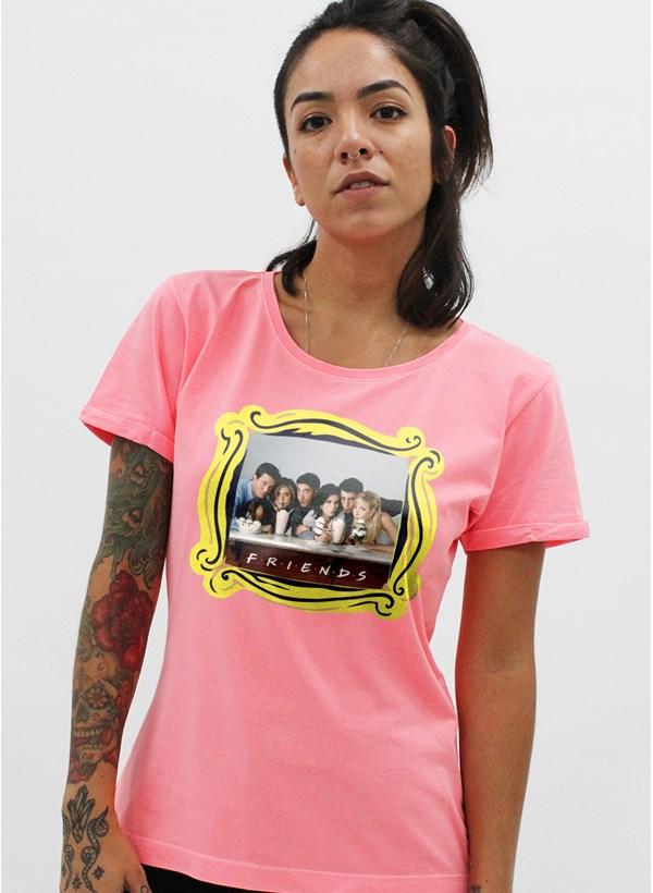 Camiseta Friends Porta Retrato