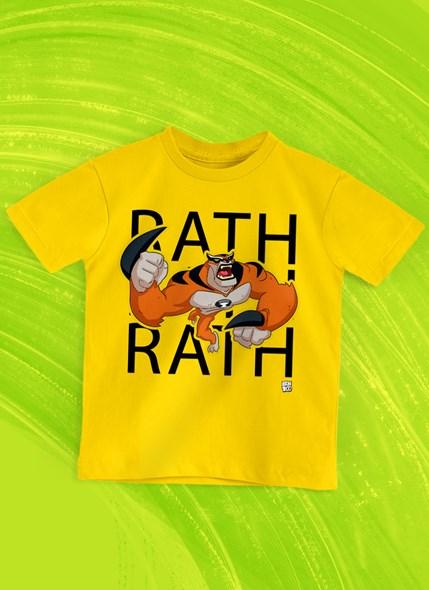 Camiseta Infantil Ben 10 Rath