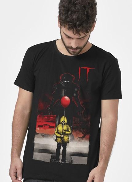 Camiseta IT A Coisa Pôster