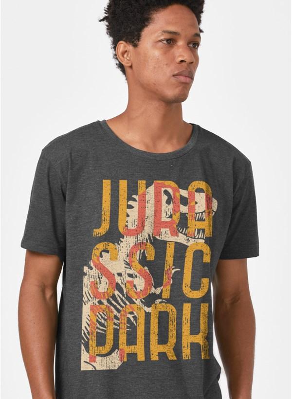 Camiseta Jurassic Park Esqueleto