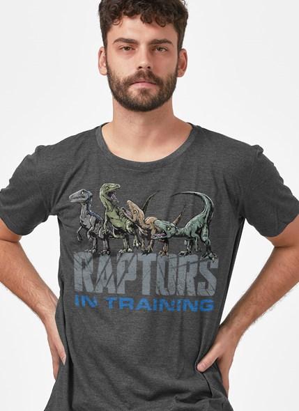 Camiseta Jurassic World Raptors in Training