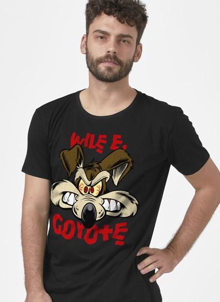 Camiseta Looney Tunes Coyote Wile E. Coyote