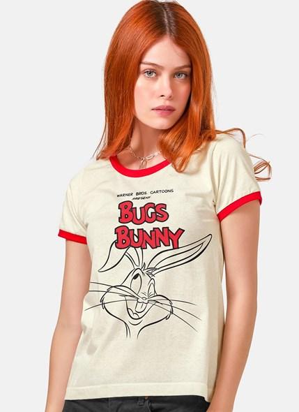 Camiseta Looney Tunes Pernalonga Bunny Wink Wink