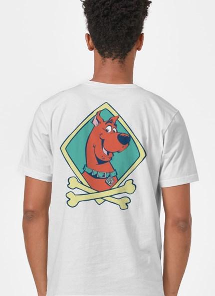 Camiseta Masculina Scooby!