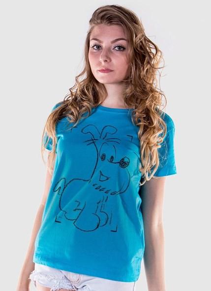 Camiseta Maurício de Sousa 80 Anos Bidu
