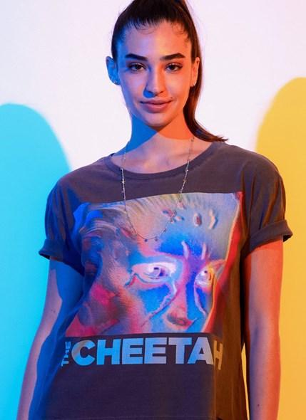 Camiseta Mulher Maravilha 1984 The !Cheetah