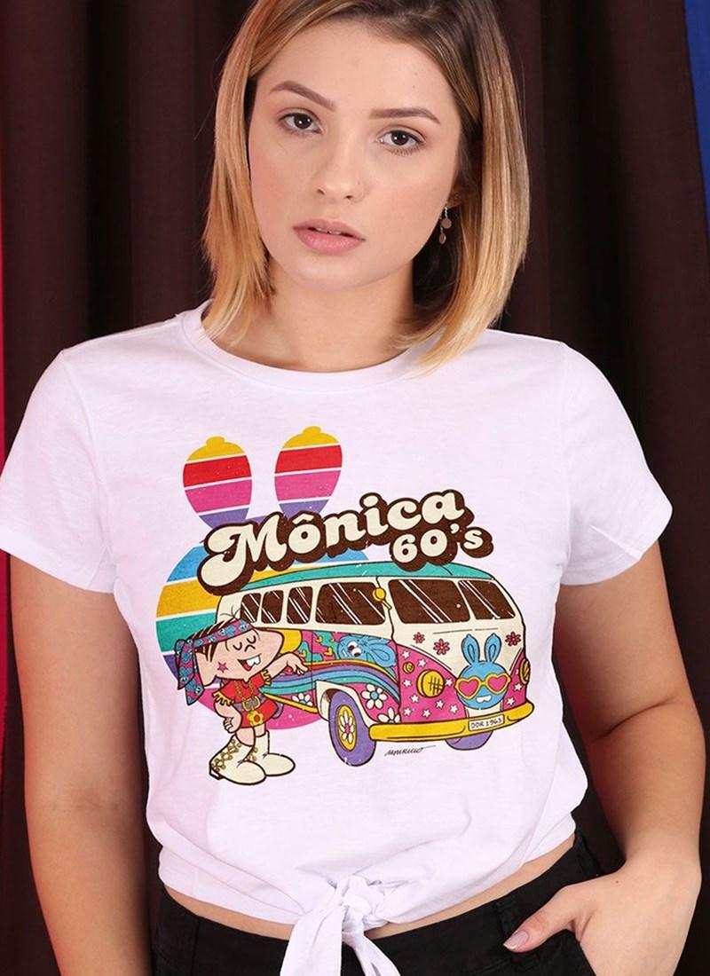 Camiseta Nozinho Turma da Mônica 60's