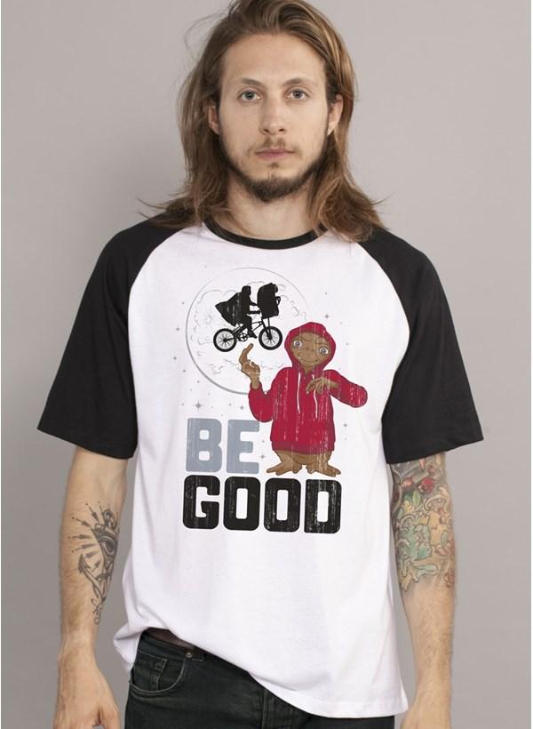 Camiseta Raglan E.T. Be Good