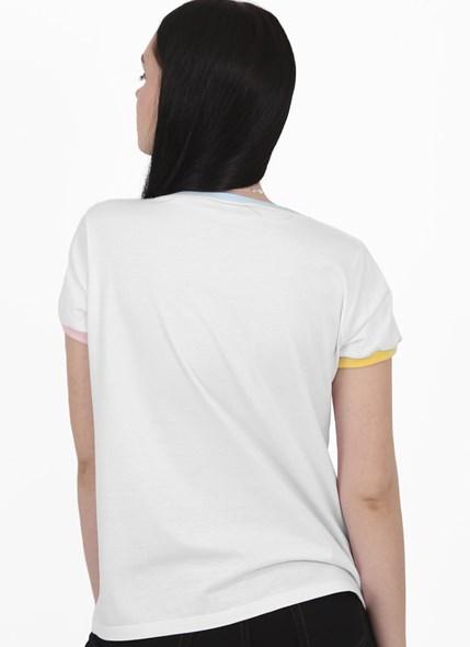 Camiseta Ringer Minions Bello!