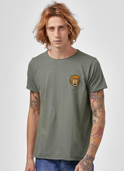 Camiseta Scooby! Zoinks