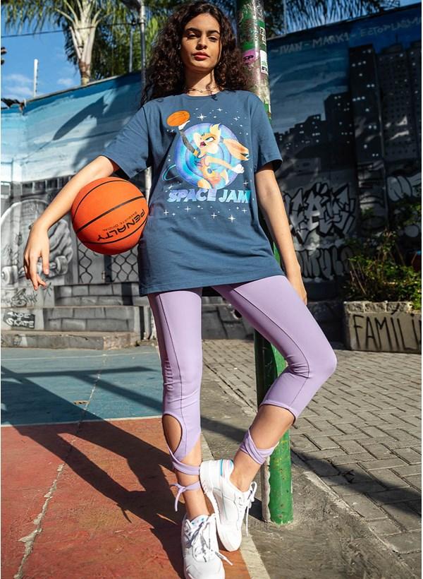 Camiseta Space Jam Stars Lola