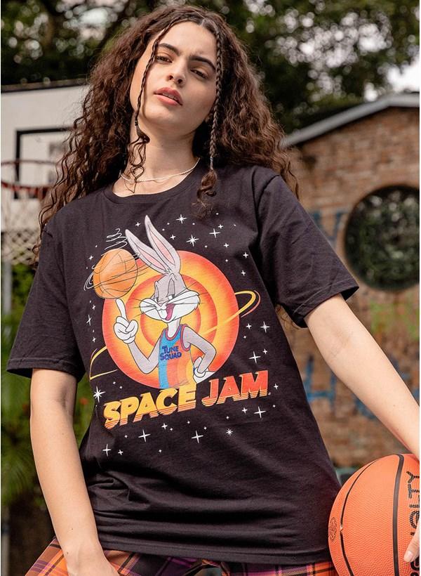 Camiseta Space Jam Stars Pernalonga