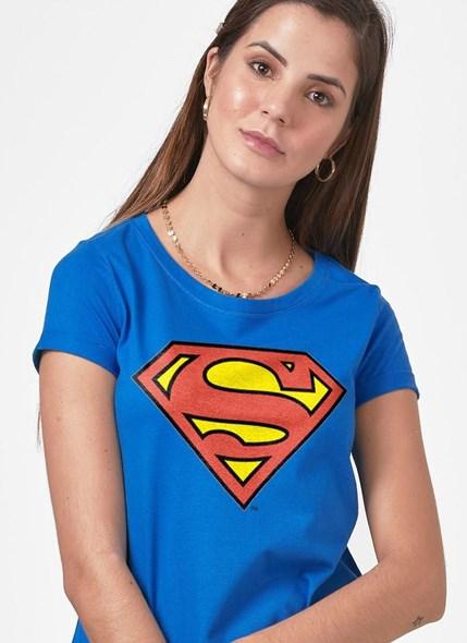Camiseta Superman Logo Oficial