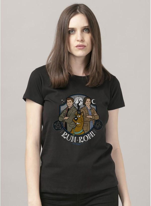 Camiseta Supernatural Scoobynatural