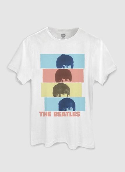 Camiseta The Beatles Headshot
