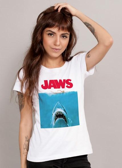 Camiseta Tubarão Movie