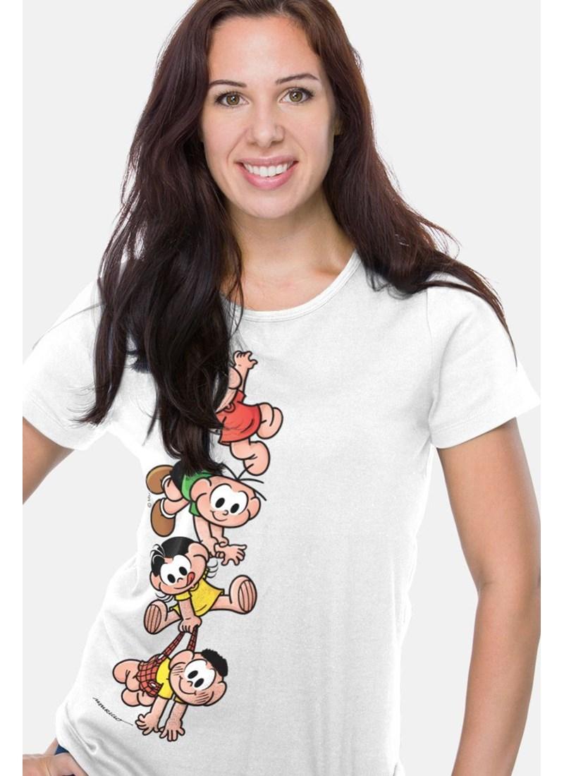 Camiseta Turma Da Mônica A Turma