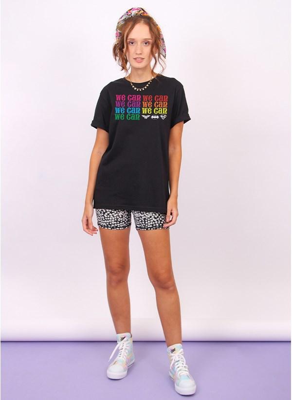 Camiseta We Can Mini Logos
