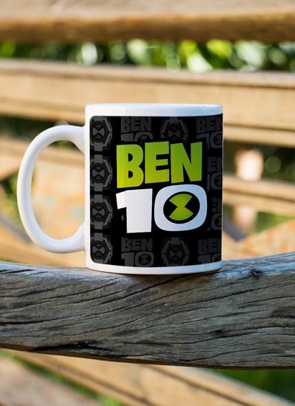 Caneca Ben 10 Awesome