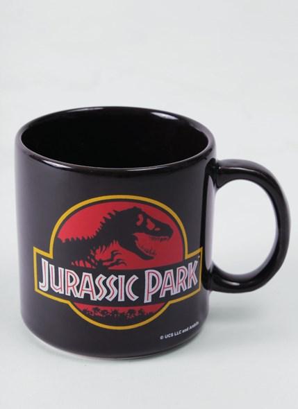 Caneca Jurassic Park Logo