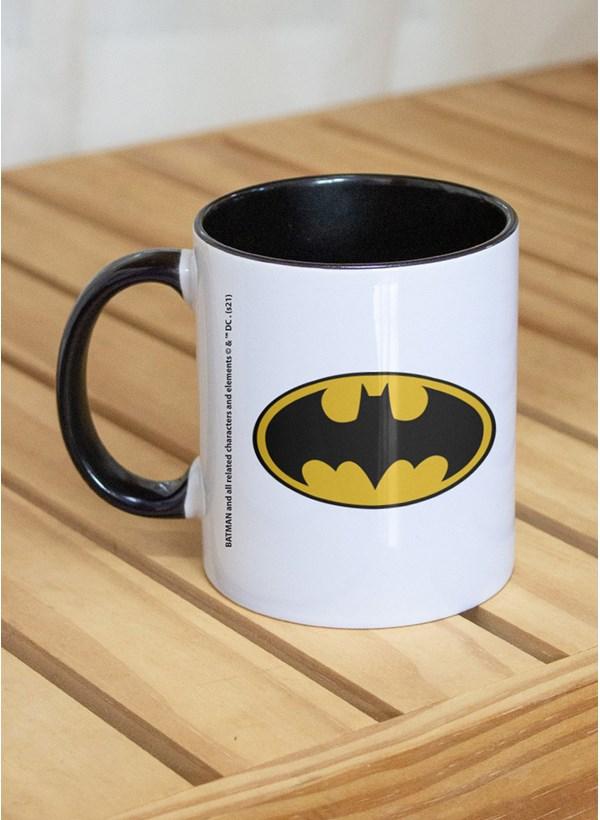 Caneca Logo DC Batman