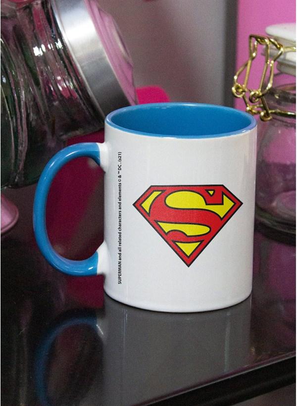 Caneca Logo DC Superman