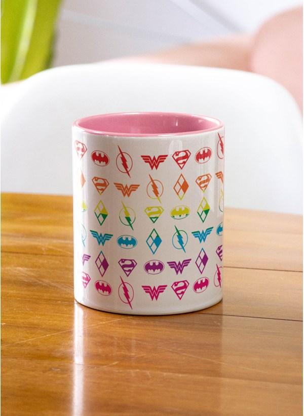 Caneca Mini Logos Colors