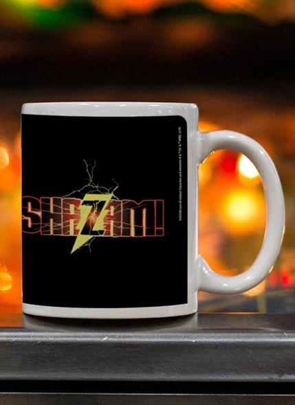 Caneca Shazam Force