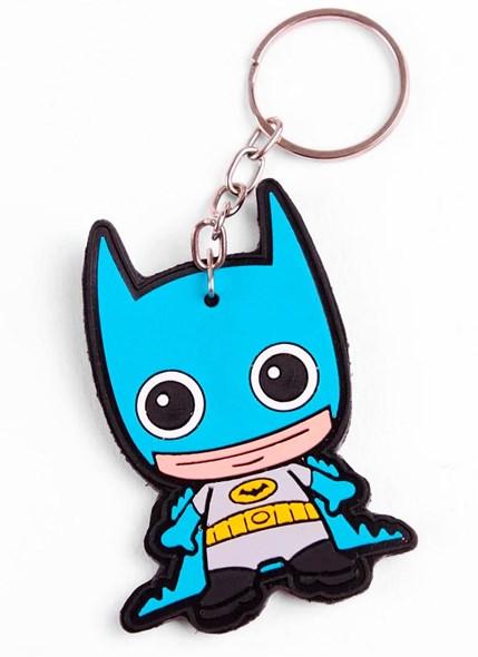 Chaveiro de Borracha Batman Kid