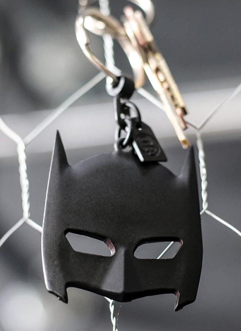 Chaveiro de Metal Batman 3D