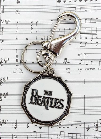 Chaveiro de Metal The Beatles Drum