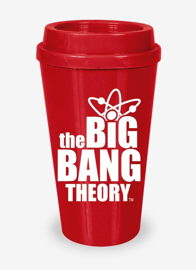 Copo Bucks The Big Bang Theory Logo