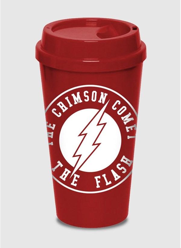 Copo Bucks The Flash Crimson
