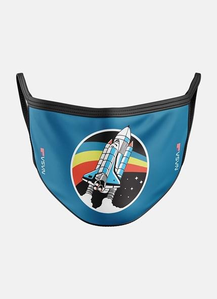 Máscara Nasa Ônibus Espacial